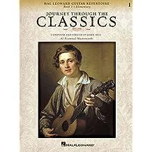 Journey Through The Classics: Book 1 (Hal Leonard Guitar Repertoire)