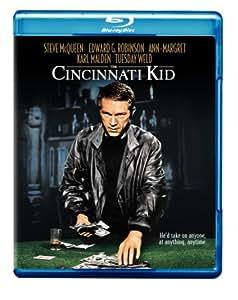 Cincinnati Kid [Blu-ray] [1965] [US Import]
