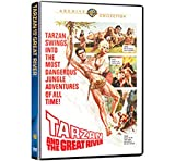 Tarzan and the Great River [DVD] [1967] [Region 1] [US Import] [NTSC]
