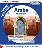 Coffret conversation Marocain: (guide + 1 CD) (Arabe) by Michel Quitout (2015-03-05)