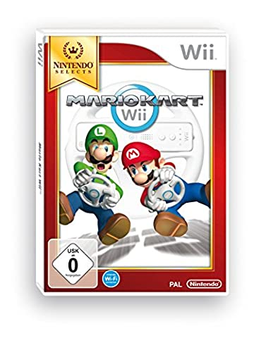 Nintendo Wii Mario Kart Selects (without Steering (Mario Kart Ds)