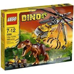 LEGO Dino T-Rex Hunter 480pieza(s) juego de construcción - juegos de construcción (Multicolor, 7 año(s), 480 pieza(s), 12 año(s))