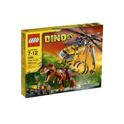 Lego-Dino-T-Rex-Hunter-5886