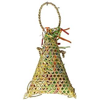 Prevue Hendryx 62604 Calypso Creations Fiesta Handbag Bird Toy 10