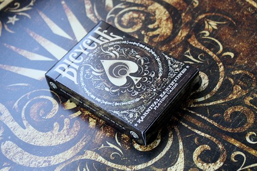 Karnival Bicycle Earthtone9 Limited Edition Playing Cards