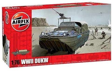 Airfix A02316 DUKW 1:76 Scale Series 2 Plastic Model Kit