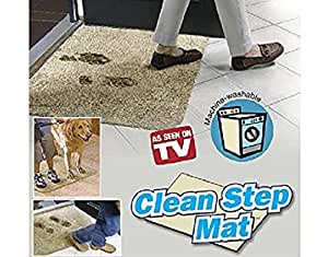 New Clean Step Mat Super Absorbent Doormat Microfiber