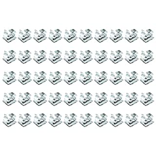Adams Mini Light Adhesive Clips for Fairy Lights : Pack of 50
