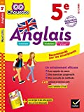 Anglais 5e: LV1 (A1+, A2) - Nouveau programme 2016