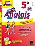 Anglais 5e: LV1 (A1+, A2) - Nouveau p...