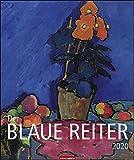 Der Blaue Reiter - Kalender 2020