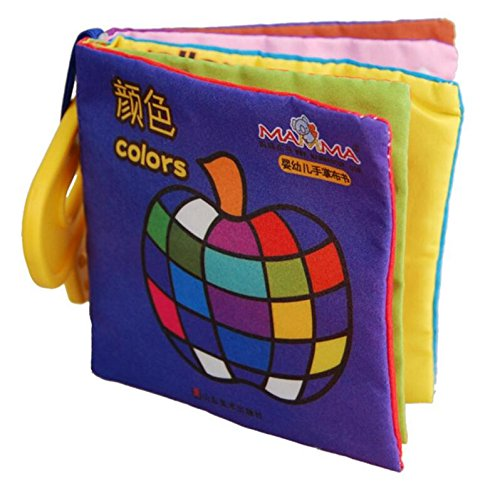 Verschiedene Geschenke für Ihre Babys Puzzle multifunktionale Baby/Kleinkind Spielzeug Brief Tuch Buch Babyplay Activity Book