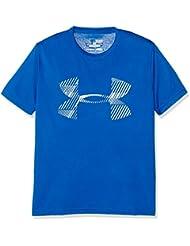 Under Armour garçon Combo Logo T à manches courtes pour homme, Enfant, Combo Logo T