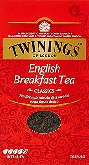 Twinings Tè Classic English Breakfast Sfuso - 8 confezioni