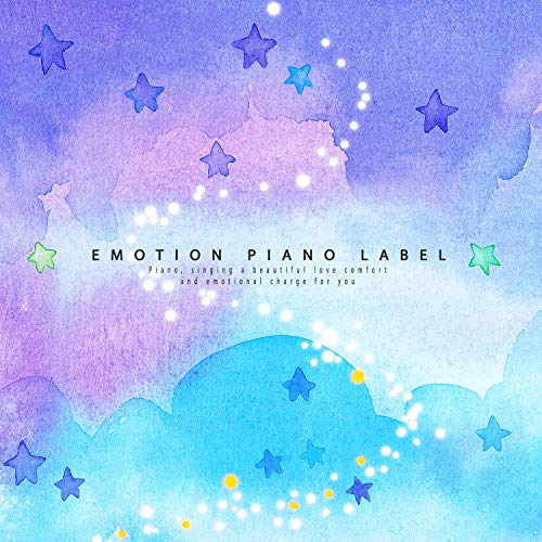 New age piano with beautiful fairy tale love