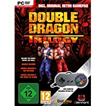 Double Dragon Trilogy incl. USB Retro GamePad für PC