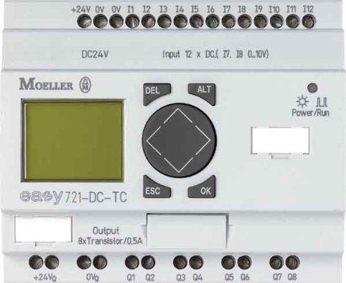 EASY 719-DC-RC STEUERREL  24V DC