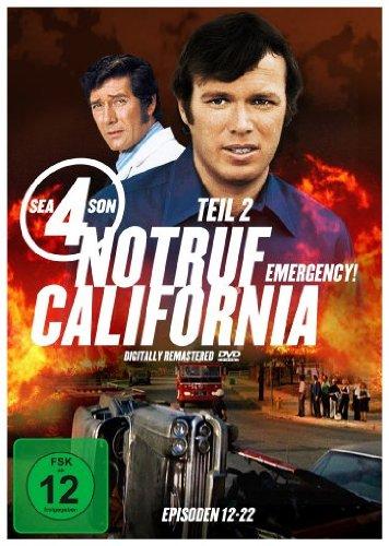 Notruf California - Staffel 4.2/Episoden 12-22 (3 DVDs)