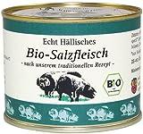 Bio Echt Hällisches Salzfleisch im eigenen Saft 1-er Pack, 200 g