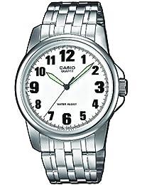 Casio Herren-Armbanduhr Classic Analog Quarz Edelstahl MTP-1260PD-7BEF
