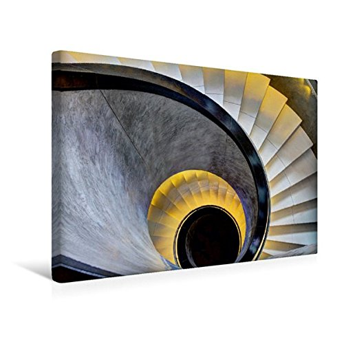 Preisvergleich Produktbild Premium Textil-Leinwand 45 cm x 30 cm quer, Radisson Blu Hotel, Hamburg | Wandbild, Bild auf Keilrahmen, Fertigbild auf echter Leinwand, Leinwanddruck (CALVENDO Orte)
