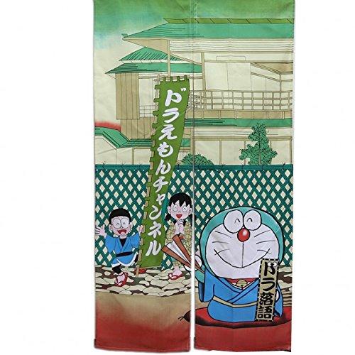 RIDEAU JAPONAIS NOREN - Original Design Manga Nippon