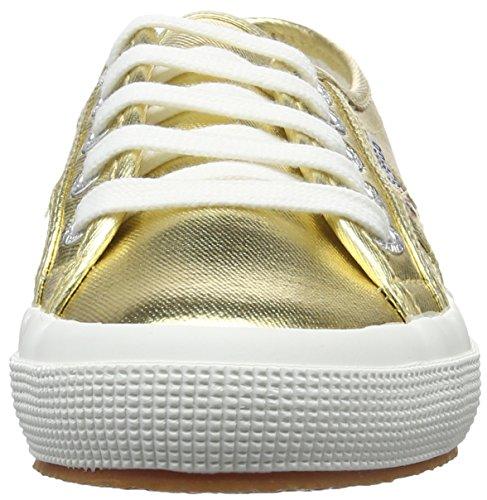 Superga 2750- COTMETU S002HG0, Sneaker donna oro (Gold)