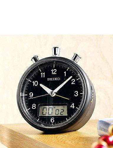 Seiko Stopwatch and Countdown Alarm Clock 229731288