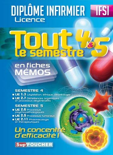 IFSI Tout le semestre 4 et 5 - Diplôme ...