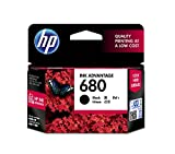 #2: HP 680 Original Ink Advantage Cartridge (Black)