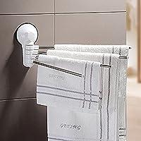 Porta asciugamani ventosa portasciugamani da - Amazon porta asciugamani bagno ...