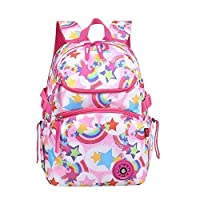 GudeHome Lightweight school Backpack School Laptop Bag for Teens Girls Students 9 Colors