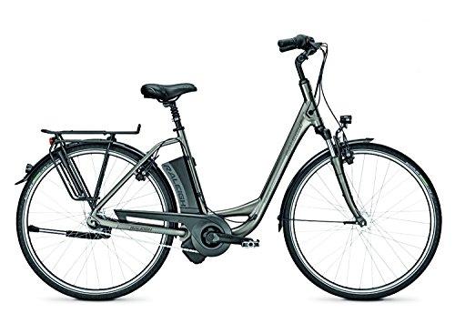 E-Bike Raleigh DOVER IMPULSE 7R HS dimissioni Wave 26'7-G 14,5Ah RH 462017. carbonitegre, carbionitegrey matt, 46
