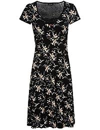 Vive Maria Summer Bird Dress black allover