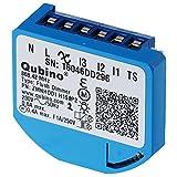 Qubino Flush Dimmer Unterputz-Mikromodul EU Z-Wave Plus, 1 Stück, ZMNHDD1
