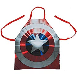 Marvel Captain America Shield Apron