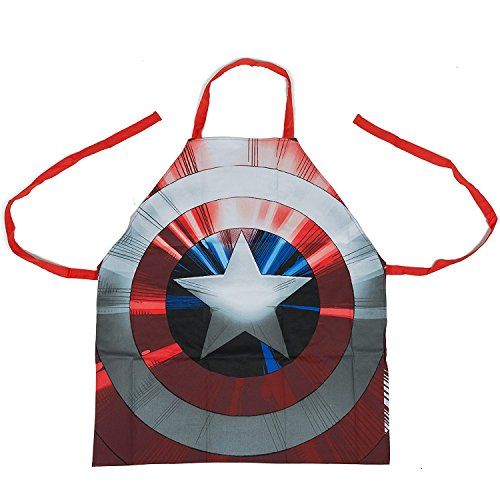 Marvel Captain America Shield Apron (America Capt Shield)