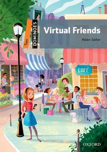Dominoes: Two: Virtual Friends por Helen Salter