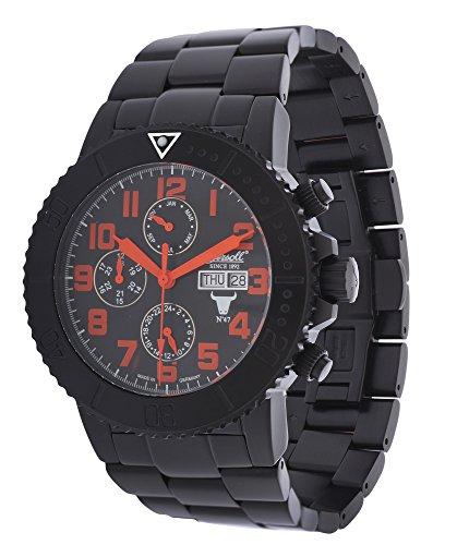 Ingersoll IN1304BKOR-Uhr für Männer