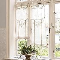suchergebnis auf f r k chengardinen landhausstil k che haushalt wohnen. Black Bedroom Furniture Sets. Home Design Ideas
