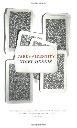 Cards of Identity (British Literature)