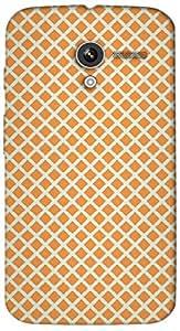 Timpax protective Armor Hard Bumper Back Case Cover. Multicolor printed on 3 Dimensional case with latest & finest graphic design art. Compatible with Motorola Moto -X-1 (1st Gen )Design No : TDZ-22982