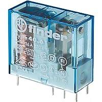 Finder serie 40 - Rele mini 5mm 1 conmutado 16a 12vdc