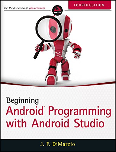 Beginning Android Programming with Android Studio, 4ed