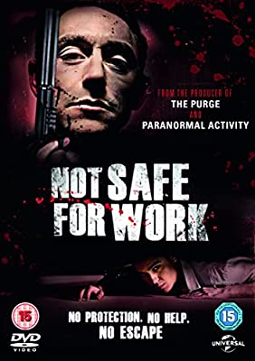 Not Safe for Work [DVD-AUDIO]