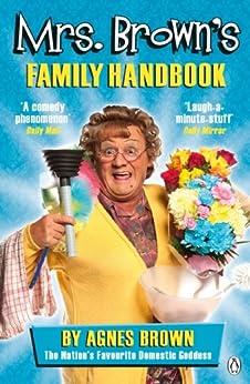 Mrs Brown's Family Handbook by [O'Carroll, Brendan]