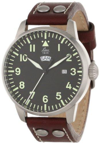 Laco/1925Herren 861807LACO 1925Pilot Classic Analog Uhr
