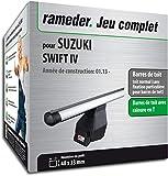 Rameder Pack Barres de Toit Tema pour Suzuki Swift IV (118769-08994-9-FR)