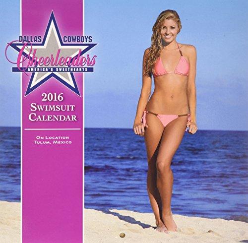 Dallas Cowboy Cheerleaders 2016 Calendar