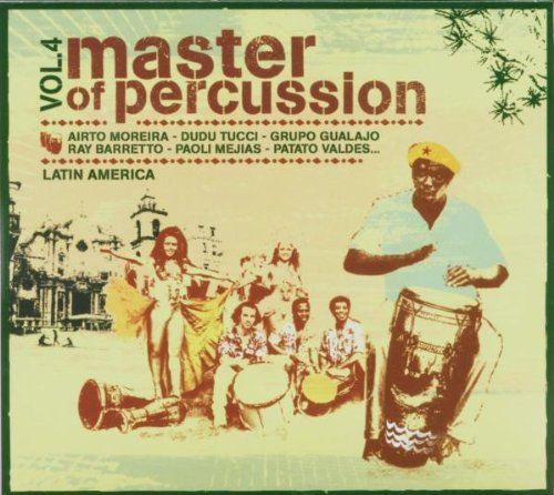 Master of Percussion 4